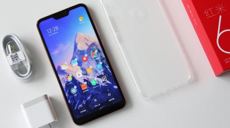 Xiaomi Redmi 6 Pro 4/64GB (gold)